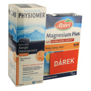 Physiomer Hypertonic 135ml +ABTEI Magn.Plus 42tbl