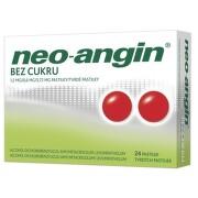 NEO-ANGIN BEZ CUKRU 1,2MG/0,6MG/5,72MG pastilka 24