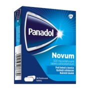 Panadol Novum 500mg 24 tablet