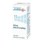 SILICEA DHU D5-D30 neobalené tablety 200