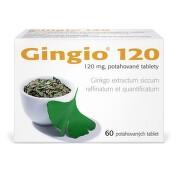 GINGIO 120MG potahované tablety 60