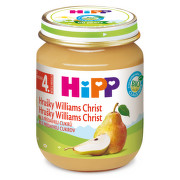 HiPP OVOCE BIO Hrušky Williams-Christ 125g C-65