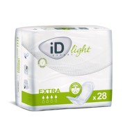 VLOŽKY ABSORPČNÍ ID EXPERT LIGHT EXTRA 650ML,COTTON FEEL,28KS