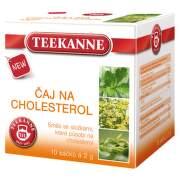 TEEKANNE Čaj na cholesterol n.s.10x2.0g