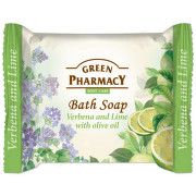 Mýdlo s bylinkami limetkou a olivovým olejem 100g