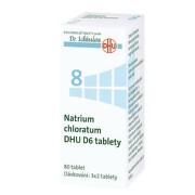 No.8 Natrium chloratum DHU D6 80 tablet