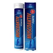 Muscoaktiv Stop křečím Forte 20 šumivých tablet