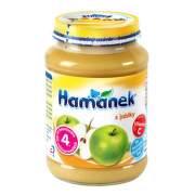 Hamánek kojenecká výživa s jablky 190g