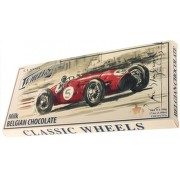 Čokoláda Belgická Classic Wheels mléčná 400g