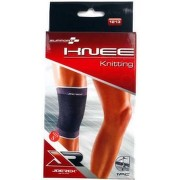 Bandáž kolene - textil - velikost L