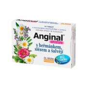 Anginal s heřmánkem+slézem tbl.16 Dr.Müller