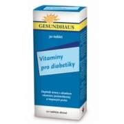 Vitamíny pro diabetiky tbl.30