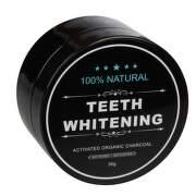Bělící zubní pudr Charcoal 30 g