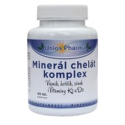 Uniospharma Minerál chelát komplex tbl.90
