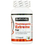 Thermogenic Extreme Fair Power 120 cps, Survival