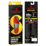 Sorbothane Double Strike gelové vložky do bot v.41