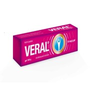 VERAL 10MG/G gely 100G II