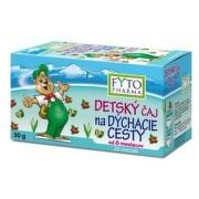 Dětský čaj na dýchací cesty 20x1.5g Fytopharma