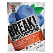 EXTRIFIT Break! Protein Food 90g Blueberry