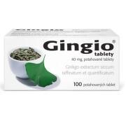 GINGIO TABLETY 40MG potahované tablety 100