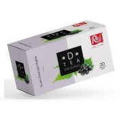 Čaj D-Tea Original Pu-erh/Rybíz/Kopřiva 20x1.5g