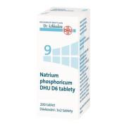 NATRIUM PHOSPHORICUM DHU D5-D30 neobalené tablety 200