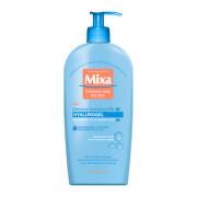 Mixa Hyalurogel tělové mléko pro suchou a citlivou pokožku 400ml