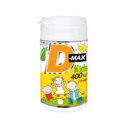 D-Max Kids 400 IU tbl.90