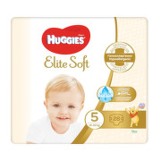 HUGGIES Elite Soft 5 12-22kg 28ks