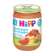 HiPP BABY BIO Zelenina s těsto. a šunkou 190g C-96