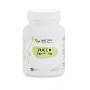 Natural Medicaments Yucca Premium cps.120