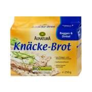 Alnatura BIO Žitno špaldový křupavý chléb 250g