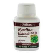 MedPharma Kyselina listová 800mcg tbl.37