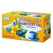 Diabetický čaj EUDIABEN 20x1g Fytopharma