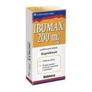 IBUMAX 200MG potahované tablety 30 II