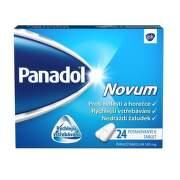 PANADOL NOVUM 500MG potahované tablety 24 I