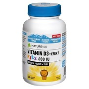 Swiss NatureVia Vitamin D3-Efekt Kids tbl.60