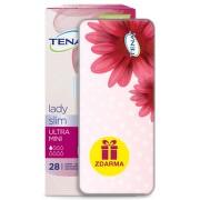 TENA Lady Slim Ultra Mini 28 ks + dárek cestovní krabička