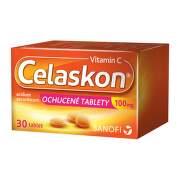 CELASKON 100 MG OCHUCENÉ TABLETY 100MG neobalené tablety 30