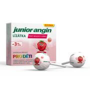 Junior-angin lízátka pro děti 8ks