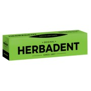 HERBADENT ORIGINAL bylinná zubní pasta 100g NEW