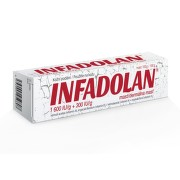 INFADOLAN 1600IU/G+300IU/G mast 100G II