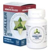HEALLER HEM - hemové železo 60 tobolek