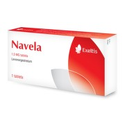 NAVELA 1,5MG neobalené tablety 1
