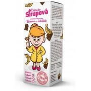 Doktorka Sirupová kalciová Banány v čokoládě 100ml