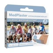 MedPlaster Náplast CLASSIC water resist.100x6cm