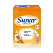 Sunar Complex 3 600g - nový - balení 3 ks