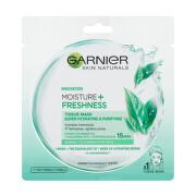 Garnier čistící textilní maska zel. čaj pro norm. až smíš. pleť 32g