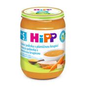 HiPP POLÉVKY BIO Kuřecí s pšeničnou krupicí 190g C-83