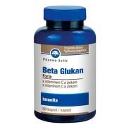 Beta Glukan Forte vitamín C a zinek cps.60